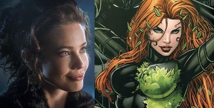 Sereias de Gotham - Stephanie Corneliussen de Mr. Robot quer interpretar Hera Venenosa, Sereias de Gotham é um filme da DC que surgiu recentemente e está