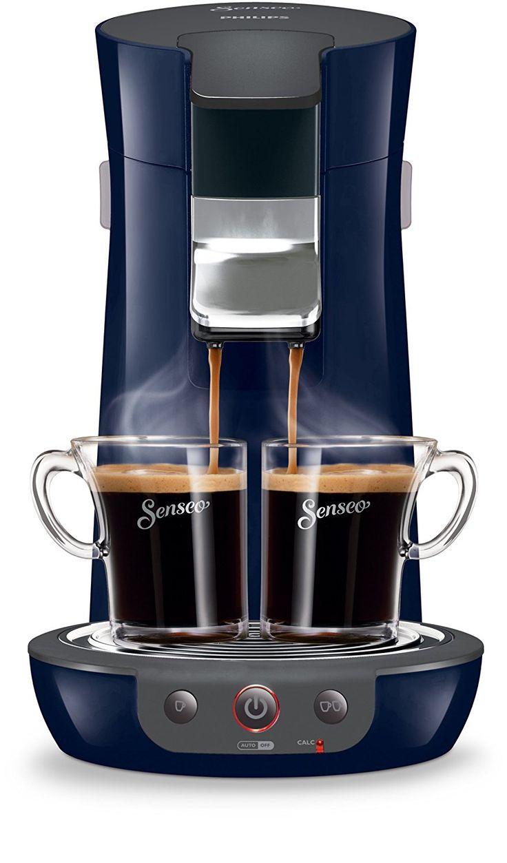 Philips Senseo HD7825 - coffee makers (freestanding, Fully-auto, Espresso  machine,