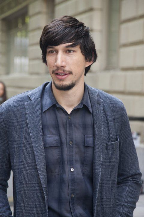 Adam Driver #the-main-behind-all-of-this-who-happens-to-be-MARRIED!