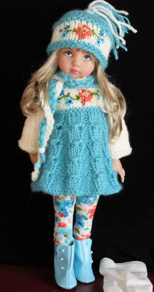Effner Little Darling Dolls Handmade Outfits:
