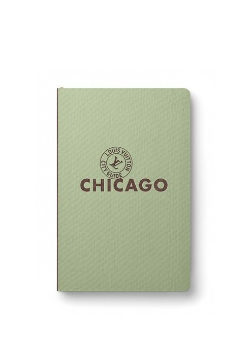 Chicago - Louis Vuitton city guide - Ed. inglese