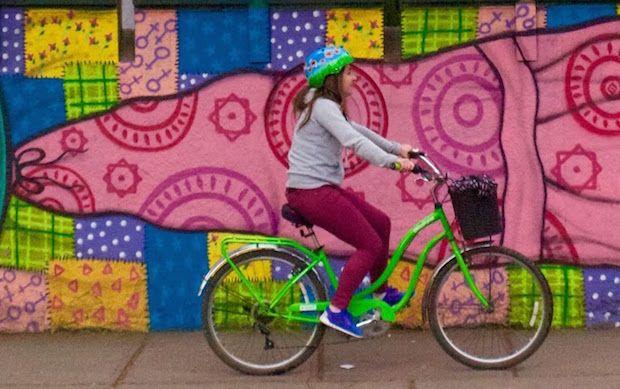 Santiago de Chile with La Bicicleta Verde - LatinFlyer.com