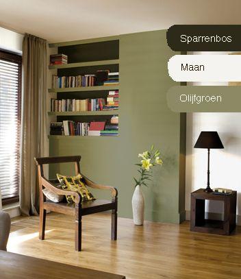 Meer dan 1000 ideeën over Olijfgroene Kamers op Pinterest - Groene ...