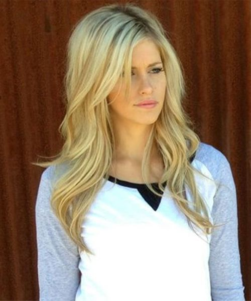 Long Hair With Layers 2015 My Style Pinterest Beautiful, Hair ...
