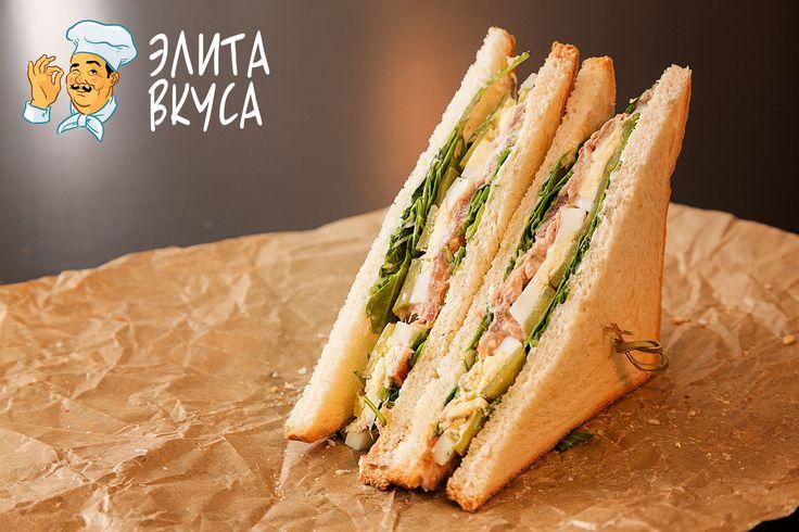Обязательно попробуйте наши клаб-сэндвичи! Вкуснятина 👌   Готовим для Вас сегодня бургеры, пиццу, буррито и сэндвичи👌  Принимаем заказы с 12:00 до 23:00⌚  У нас самая быстрая доставка по Железнодорожному🚀   👌Вкус удовольствия - оторваться невозможно!👌