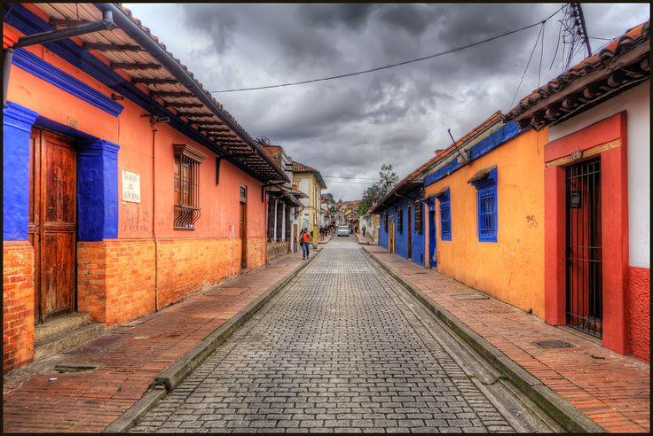La Candelaria, Bogota, Colombia | Flickr - Pedro Szekely