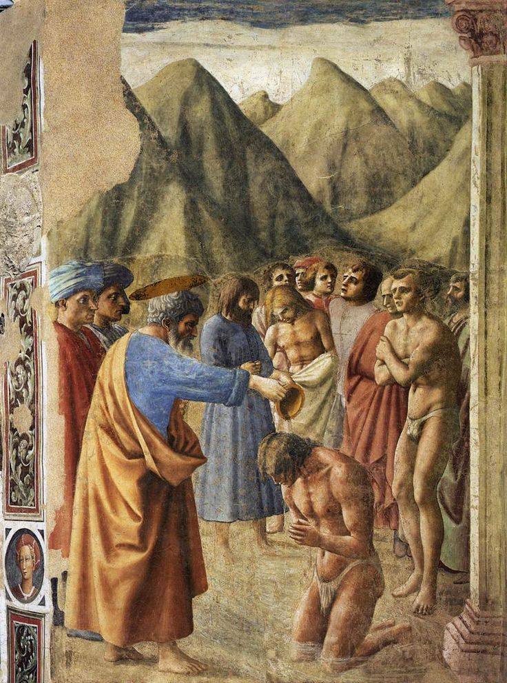 Compare and contrast italian renaissance painting