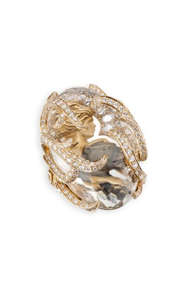Magerit - Instinto Collection: Ring Reflejo