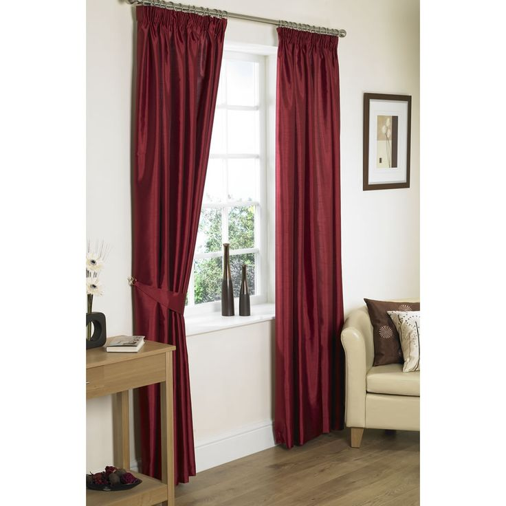 Wilko Faux Silk Eyelet Curtains Plum 167 X 137cm: 17 Best Images About Household Ideas On Pinterest
