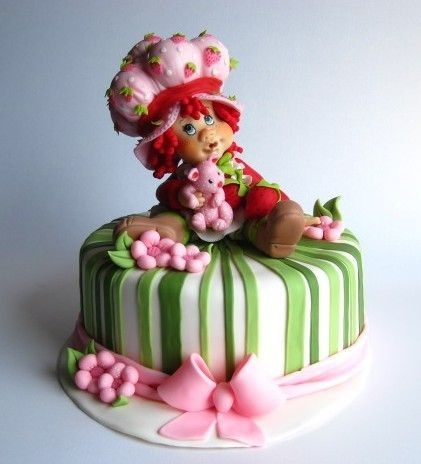 Cold Porcelain « Agnetas Tårtor & Cupcakes