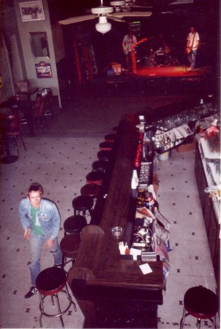 Bars & Clubs: 14 dead and buried East Side rock clubs   The Globe!