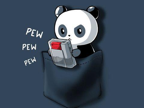 Pew Pew Pocket