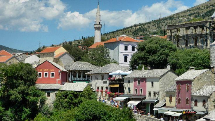 Travelling in Montenegro 2016 - Mostar- Bosnia and Herzegovina - episod ...