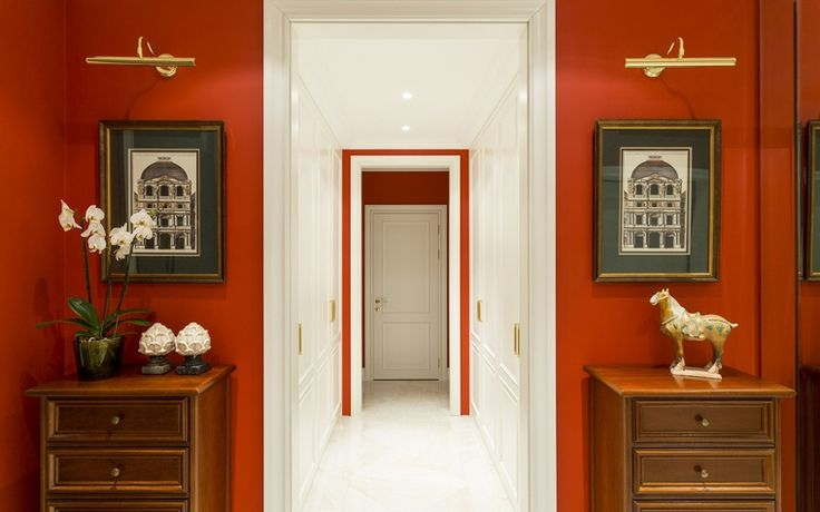 холл коридор: фото дизайна интерьера - автор Дёмушкина Анна