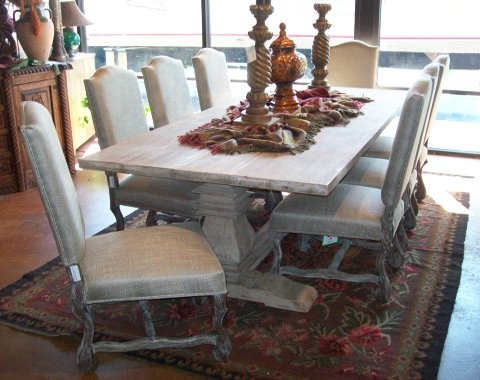 31 Best Rustic Dining Furniture Images On Pinterest