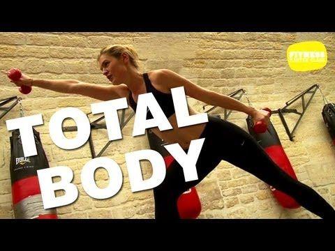 Fitness Master Class - Total Body : exercices pour sculpter son corps, en francais.