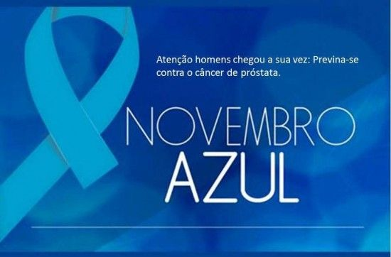 O que é a Campanha Novembro Azul | Brasil em Alta