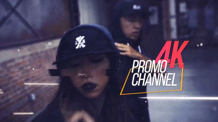 Broadcast Promo 4K (Videohive After Effects Templates)