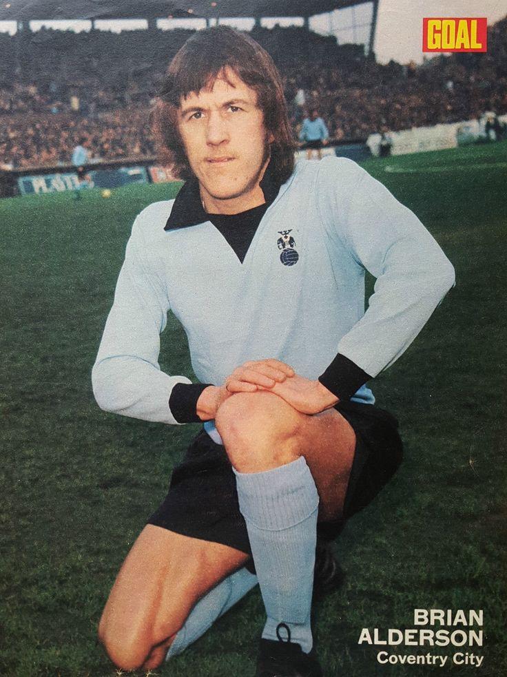Brian Alderson Coventry City 1972