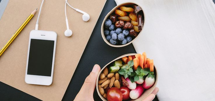 3 healthy snacks to satisfy that mp3 craving