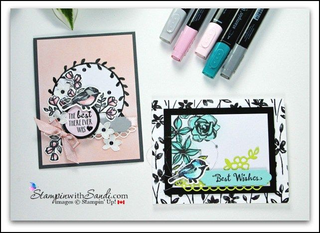 Petal Passion Suite and Memories card by Sandi @ stampinwithsandi.com #stampinup #stampinwithsandi #petalpassionsuite #cardmaking #scrapbooking #stampinupcardideas