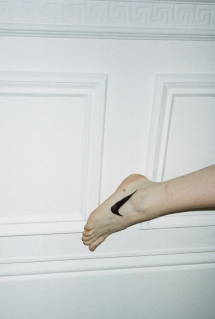weissesrauschen:  i make sneakers by sasa stucin on Flickr.