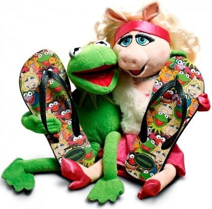 Havaianas + Muppets!!!! s2