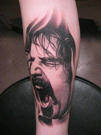 frank zappa tattoo google search tattoo ideas pinterest frank zappa bob tyrrell and tattoo. Black Bedroom Furniture Sets. Home Design Ideas