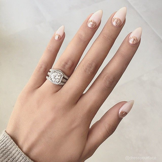 Fashion Nail Art Designs Game Pink Nails Manicure Salon: 25+ Best Ideas About Cute Almond Nails On Pinterest
