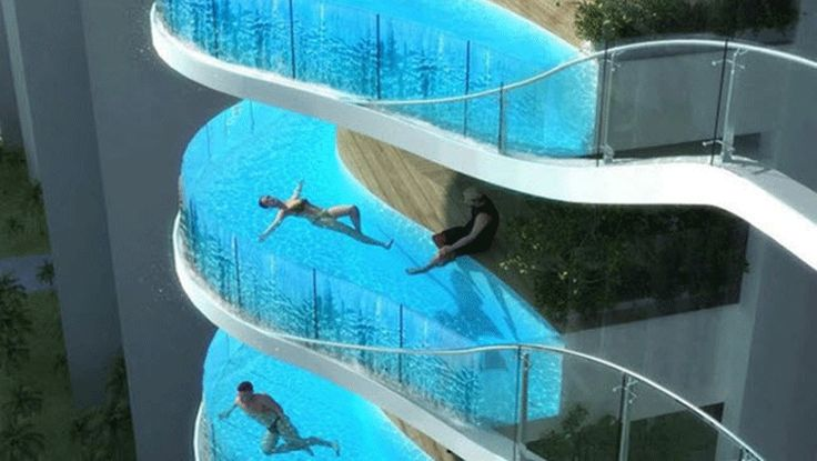 World S 13 Most Awesome Swimming Pools Escapism Magazine Cool Pinterest Pools Awesome