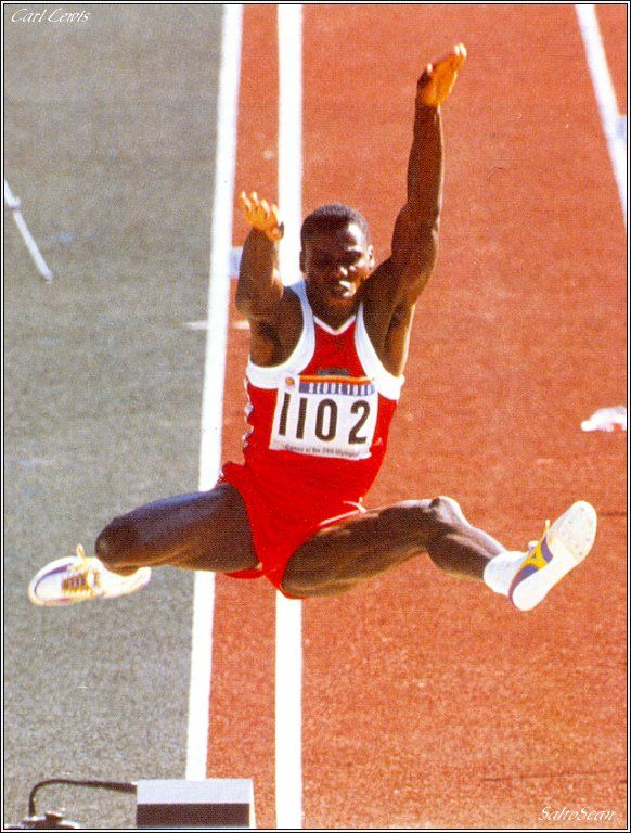 Carl Lewis / 1988 Seoul Olympics