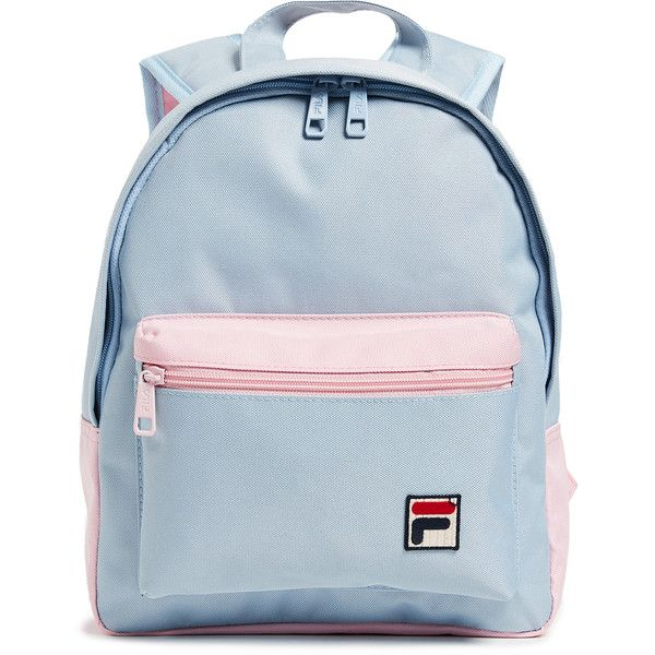 6f34b1c0ce26 Fila Mini Backpack ( 26) ❤ liked on Polyvore featuring bags ...