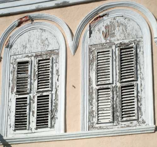 Windows, Willemstad, Curacao 2011