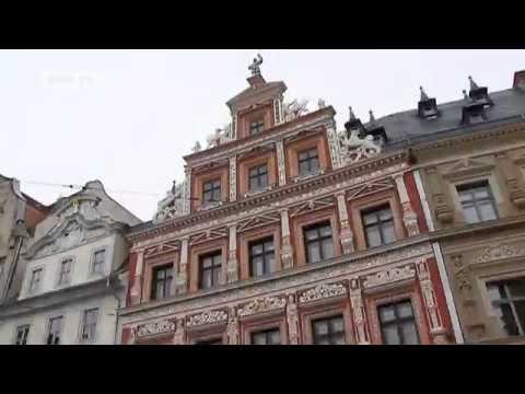 Die mittelalterliche Stadt Erfurt in Thüringen | euromaxx - YouTube