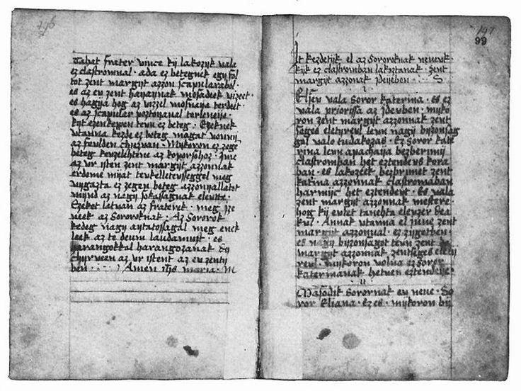 Ráskay Lea margitszigeti dömés apáca Szent Margit legendája