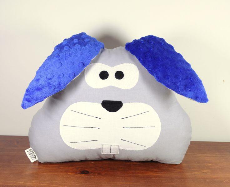 pillow rabbit poduszka królik