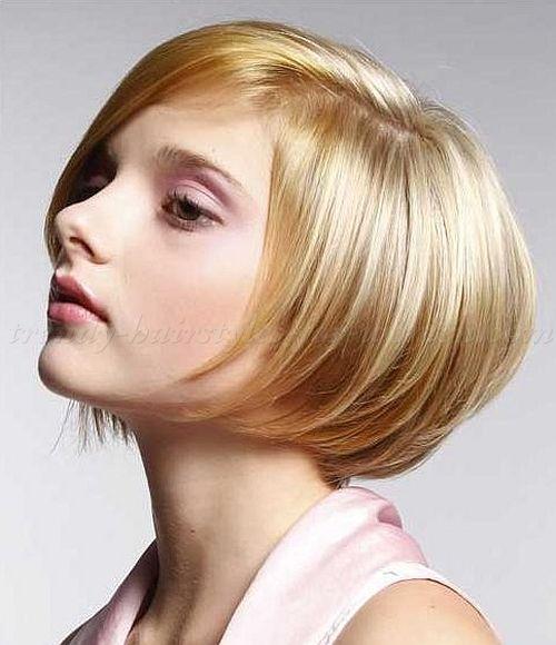 Chin  Length Haircut chin  length bob hairstyle  I like