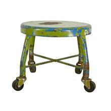 industrial welding shop stool c1940s restored lighting antiques u0026 vintage finds