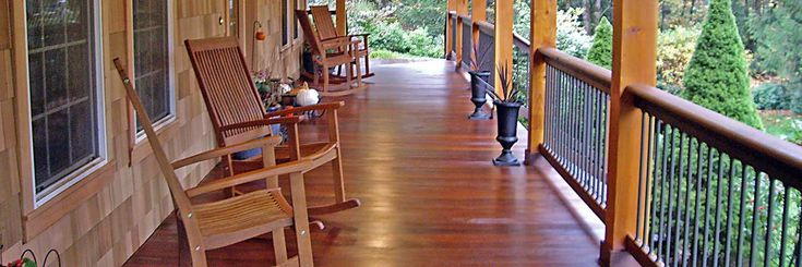 Mahogany Decking how does it compare?