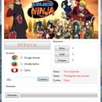 Download free online Game Hack Cheats Tool Facebook Or Mobile Games key or generator for programs all for free download just get on the Mirror links,Unlimited Ninja Hack Cheat Download Hello we present you today the Unlimited Ninja game with his tool:Many years ago, the Ninja village Konoha was attacked