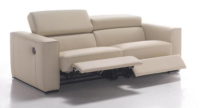 reclining sofa gh 228 modern reclining sofa electronic recliners flip back function at last