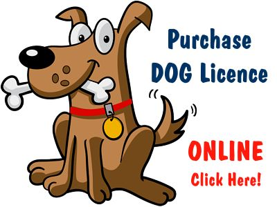 In #cambridgeontario? Got a #dog? Get your #doglicence Online