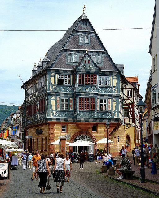 Hotel Zum Riesen, Miltenberg, Germany