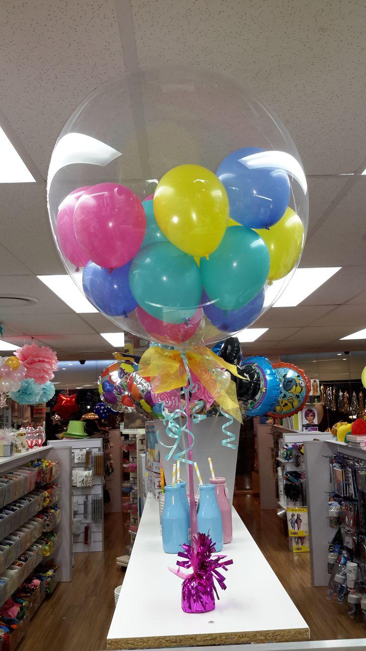 Gumball Balloon