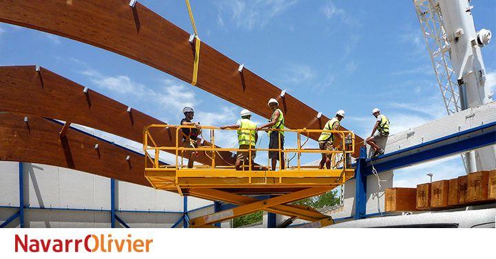 Empresa de construcción en madera estructural. #carpinteria  #arquitectura #construccion #cubiertas #madera #estructuras