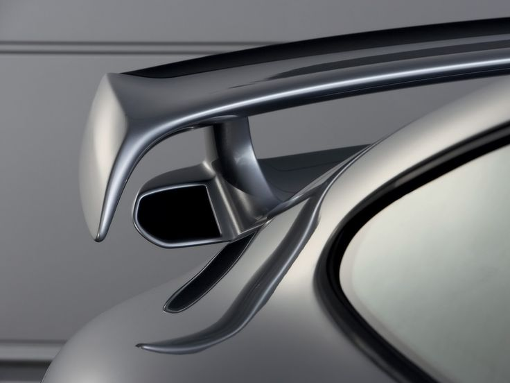 2008 Porsche 911 GT2 - Back pressure air intakes in the wing mounts  Breathe a little easier...