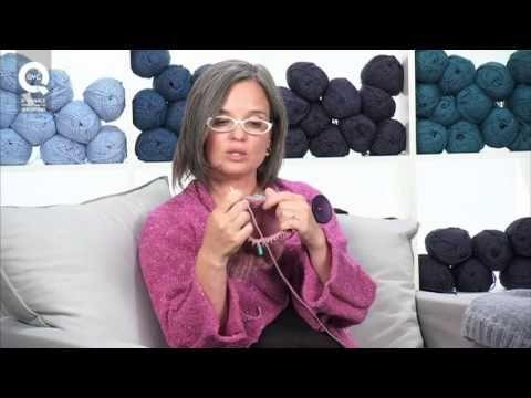 ▶ Lavora a maglia con Emma Fassio - Cappello di lana - Parte 3 - YouTube