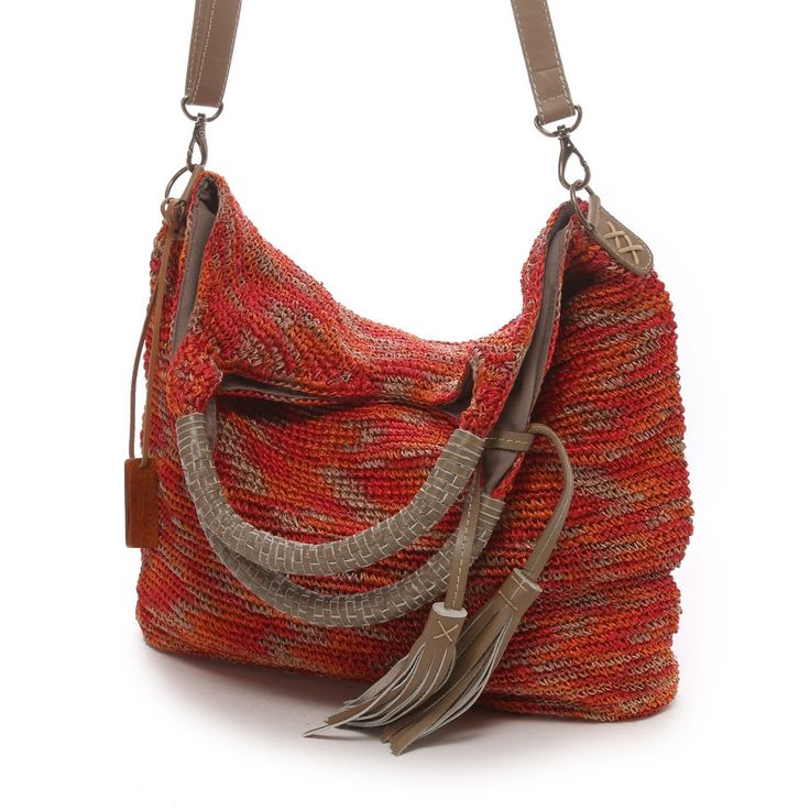 Cal crochet bag