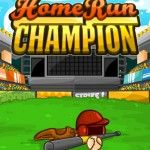 Home Run Champion. A cool free online baseball game 24/7.