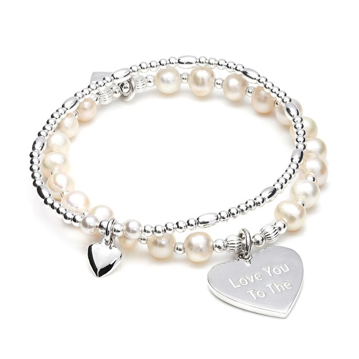 Follow ANNIE HAAK on Pinterest & REPIN to WIN this Tiara Dua SIlver Bracelet